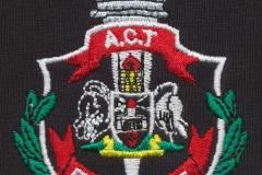 Australien-Capital-Territory-Fire-Brigade_ACT-Australien_Emblem-T-Shirt