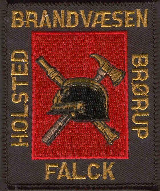 Brandvæsen-Brørup-Falck-Holsted-Dänemark-Vejen
