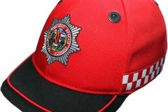 Grampian-Fire-and-Rescue-Service-Aberdeen-Großbritannien_Mütze