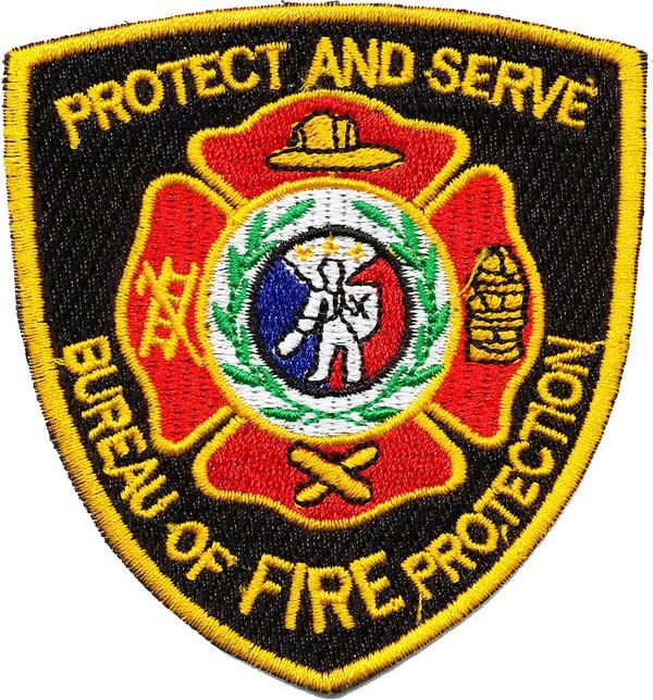 Bureau-of-Fire-Protection-Philippinen