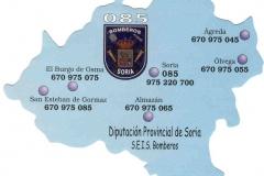 Servicio-de-Extinción-de-Incendios-y-Salvamento-de-la-Excma.-Diputación-de-Soria-Spanien-Soria_Aufkleber