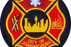 Fire-Department-City-of-Johannesburg-Südafrika