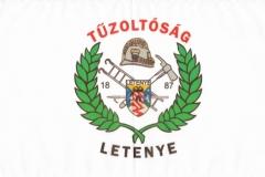 Letenye-Város-Hivatásos-Tüzoltósága-Ungarn_Fahne