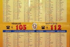 Letenye-Város-Hivatásos-Tüzoltósága-Ungarn_Kalender-2009