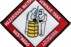 Westwego-Fire-Department-USA-Louisiana-Westwego-HazMat-Seminar-1994
