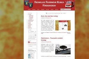 FF Klinga CMS