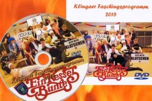 DVD Fasching 2015