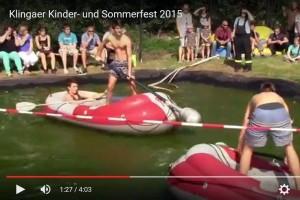 Video Kinder- und Sommerfest 2015