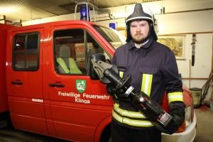 Klingas Feuerwehr rüstet auf