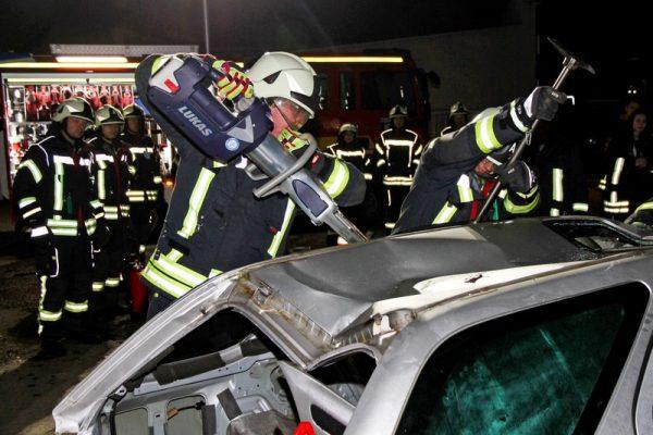 Rettung nach Verkehrsunfällen